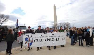 Catholic University Cancels Classes during March for Life ...