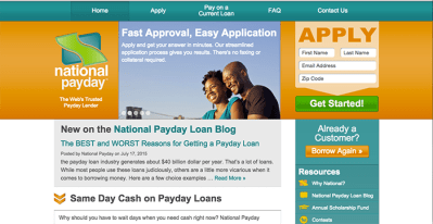 National Payday Reviews: Does NationalPayday.com Offer Online Loans Instant Approval with Legit ...