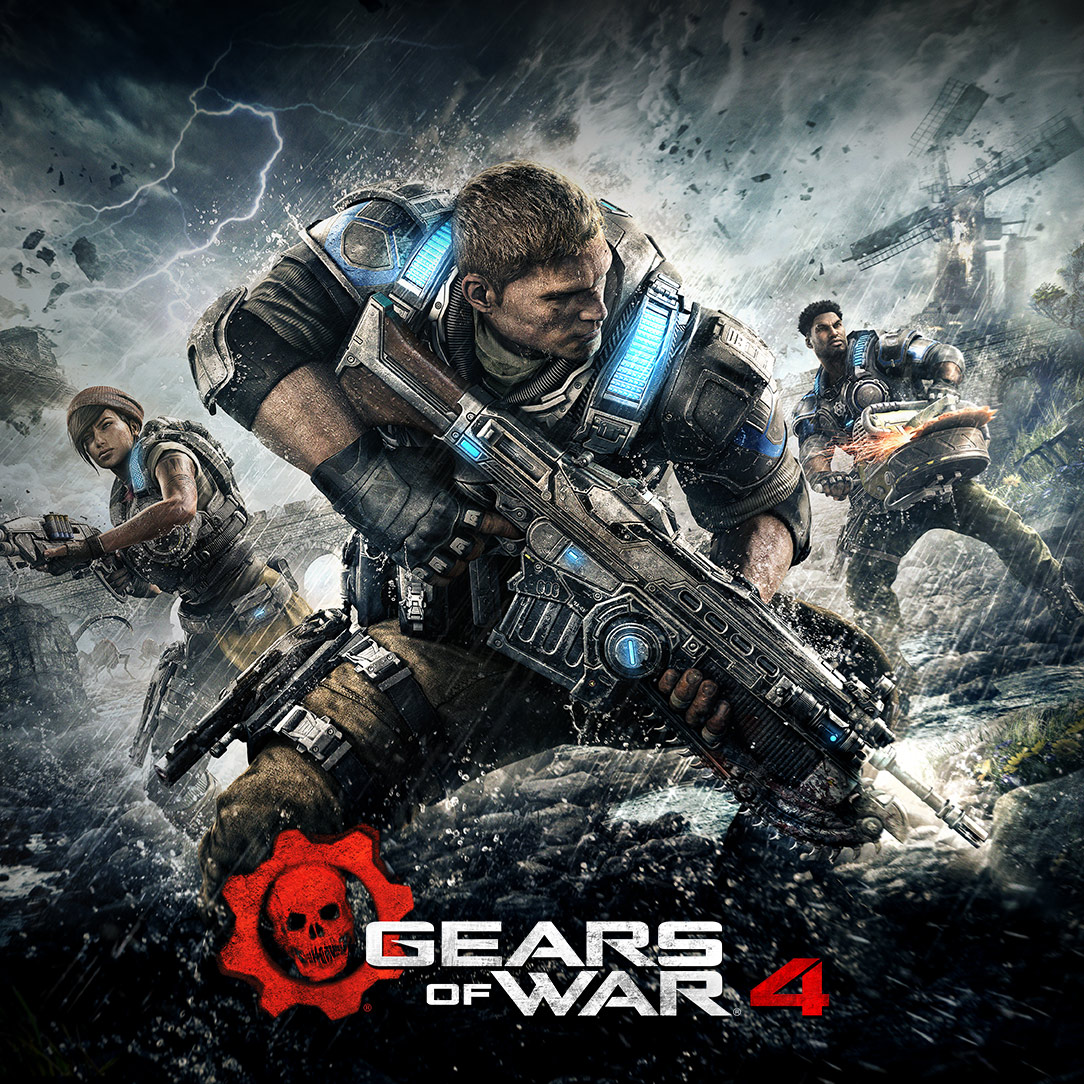 Gears of War 4 for Xbox One and Windows 10 | Xbox