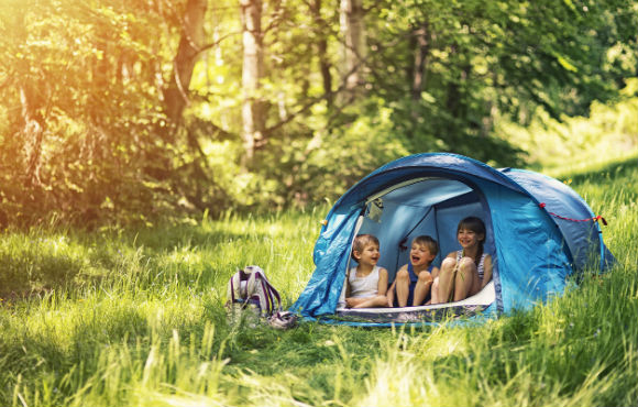 8 Reasons Camping is Good for Your Kids   ACTIVEkids They Learn How to Make Do With Less