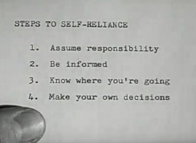 How to Become Self-Reliant | The Art of Manliness