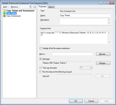 [SOLVED] Change Desktop Wallpaper with a SCCM package - Windows 7 Forum - Spiceworks