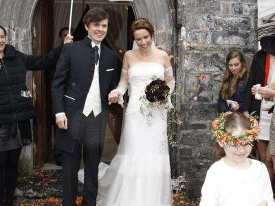 Paddy Kelly: So bezaubernd ist seine Braut! | Promiflash.de
