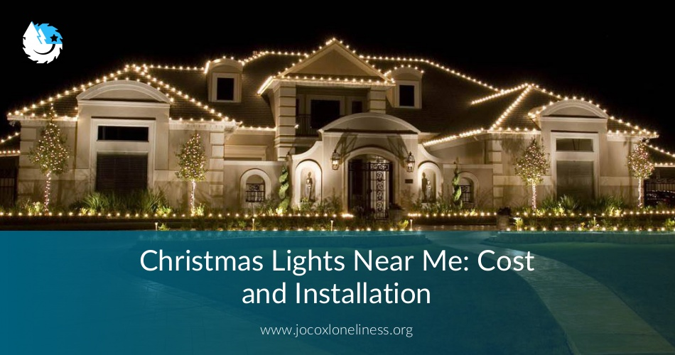 Christmas Lights Near Me: Cost & Installation - Checklist & Free Quotes