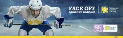 Face Off Against Cancer 2017 - Canadian Cancer Society
