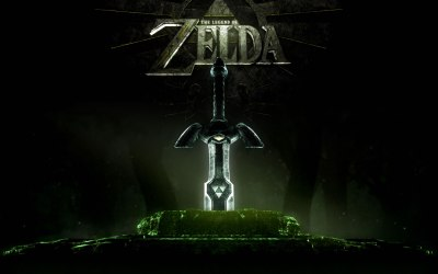 Zelda wallpaper - 3D, Videogames, wallpaperCoolvibe – Digital Art