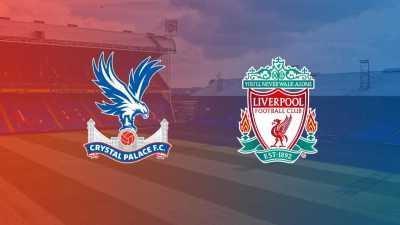 Premier League Crystal Palace vs Liverpool 20/08