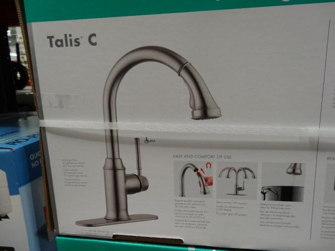 hansgrohe talis c kitchen faucet hansgrohe kitchen faucet Hansgrohe Talis C Kitchen Faucet Costco