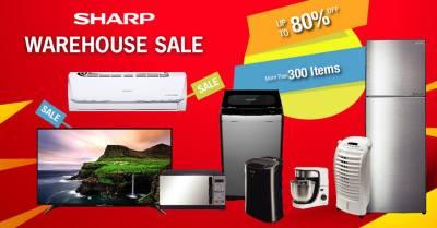 Sharp Malaysia Warehouse Sale March 2019 - Coupon Malaysia ...