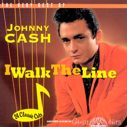 I Walk the Line: The Very Best of Johnny Cash - Johnny Cash | Songs, Reviews, Credits | AllMusic