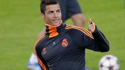 Cristiano Ronaldo thumb up wallpaper - Cristiano Ronaldo Wallpapers
