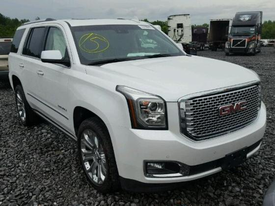 Auto Auction Ended on VIN  1GKS2CKJ4GR436886 2016 GMC YUKON DENA in     2016 GMC YUKON DENA 6 2L