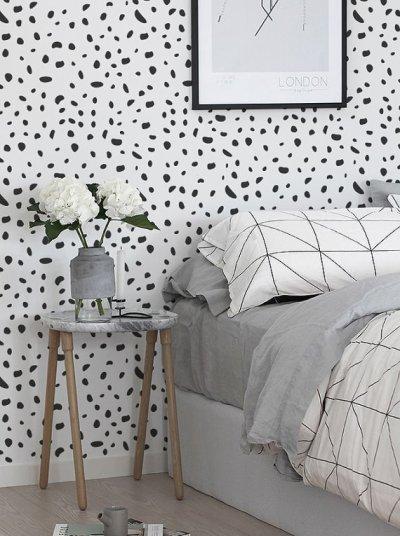 ETSY FAVS: Removable Wallpaper | Curio Design Studio