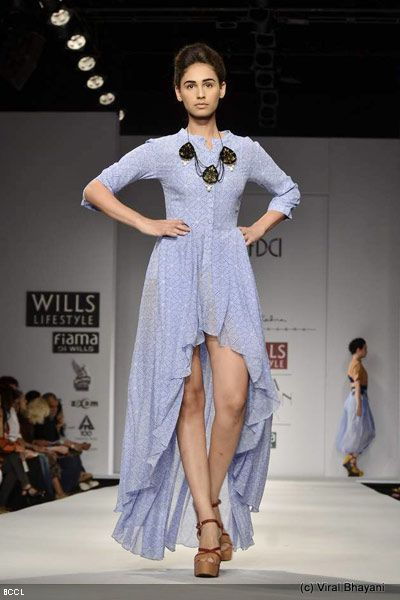 Wills Lifestyle India Fashion Week 2012 , Day 1: Anand ...