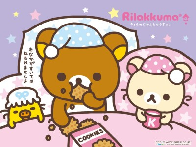 Rilakkuma Wallpapers | Cute Kawaii Resources