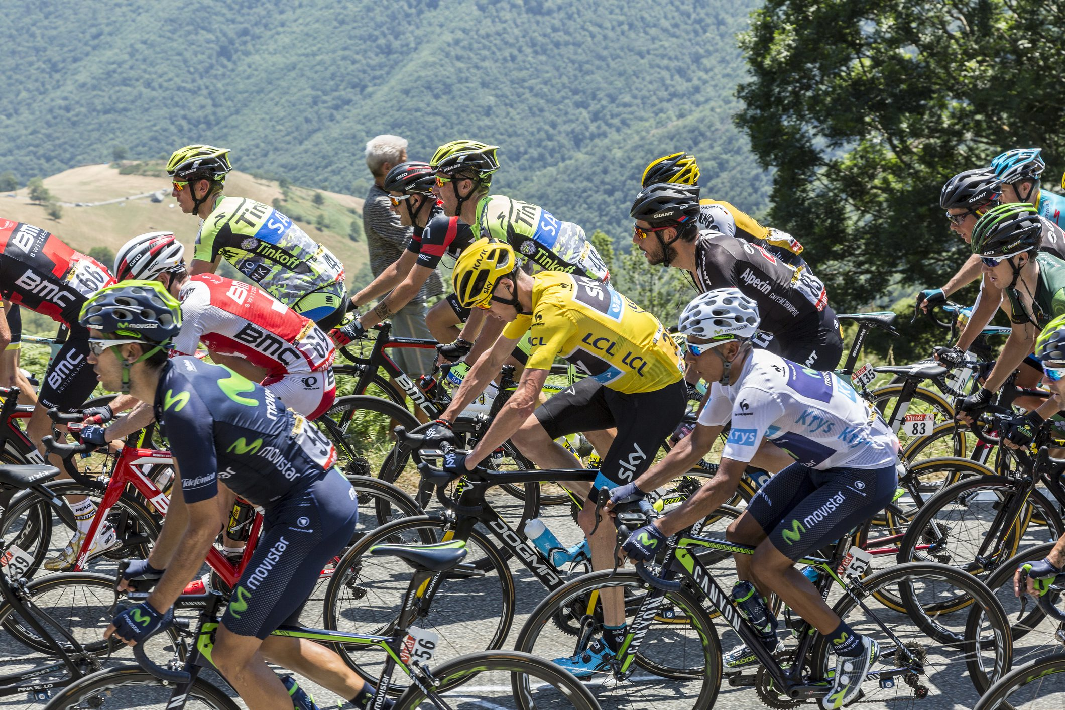 Grid start coming to 2018 Tour de France s explosive Stage 17     What promised to already be an explosive Stage 17 of the 2018 Tour de France  in the Pyrenees will get an additional twist  Race organizer ASO will be