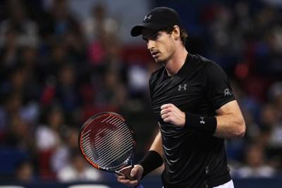 Andy Murray: Briton reaches Shanghai Masters final as Novak Djokovic crashes out