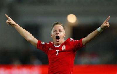 Liverpool and Everton Set for Summer Battle over Balazs Dzsudzsak - Report