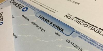 Searchitfast - Image - places that cash cashier's check