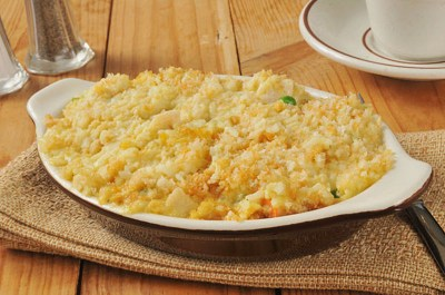 Hearty & Classic Casserole: Creamy Chicken And Rice Bake – 12 Tomatoes