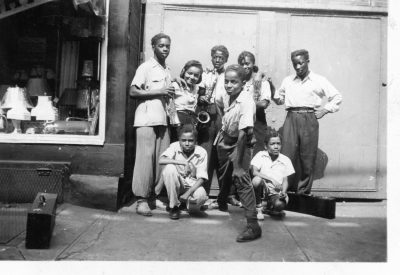 Black Photographer's 1940s Portraits Capture Bright Side Of Tough Lives | Here & Now