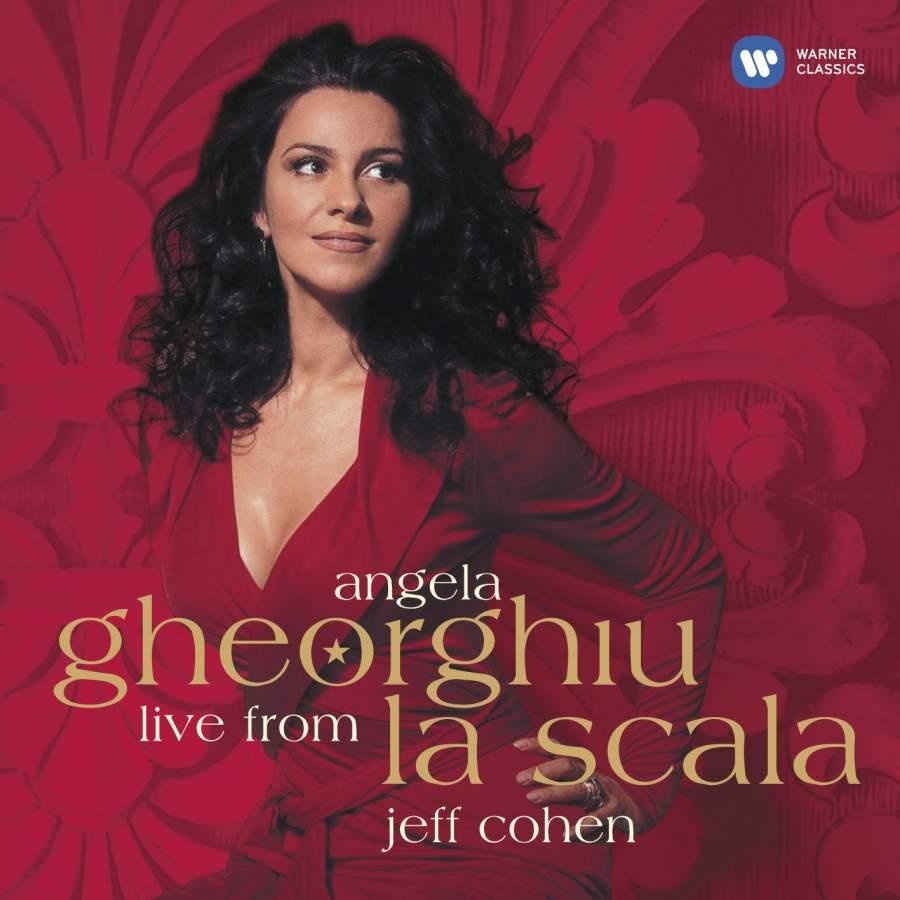 Angela Gheorghiu - Live from La Scala - Warner Classics: 3944202 - CD or download | Presto Classical