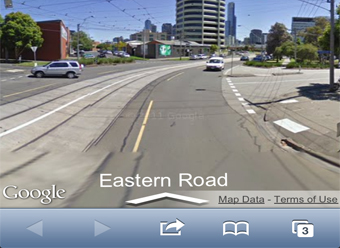 Maps google earth street view Google Maps Street View now available in Safari on iOS Macworld