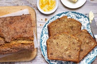 100% Whole Wheat Banana Bread Recipe | King Arthur Flour