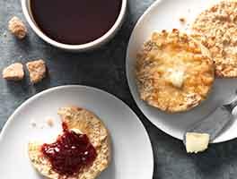 Sourdough Crumpets Recipe | King Arthur Flour