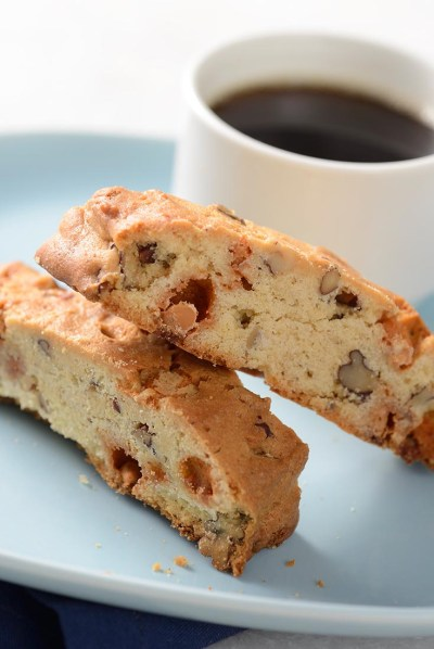 Butter Pecan Biscotti Recipe | King Arthur Flour