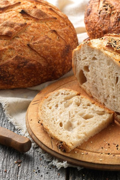 Artisan Sourdough Bread made with a stiff starter Recipe | King Arthur Flour