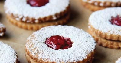 Linzer Cookies Recipe | King Arthur Flour