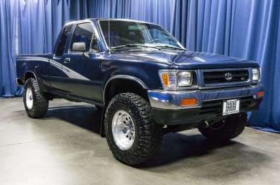 Used 1993 Toyota Tacoma Deluxe 4x4 Truck For Sale - 38153C