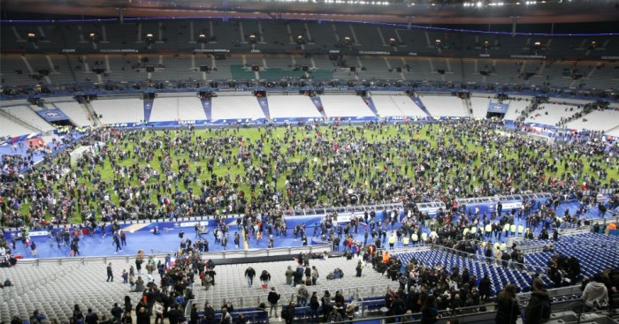 Stade de France hit in night of terror   Football365 Stade de France hit in night of terror