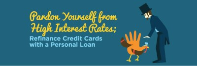 How to Pardon Credit Card Debt with a Personal Loan [Infographic] | SoFi