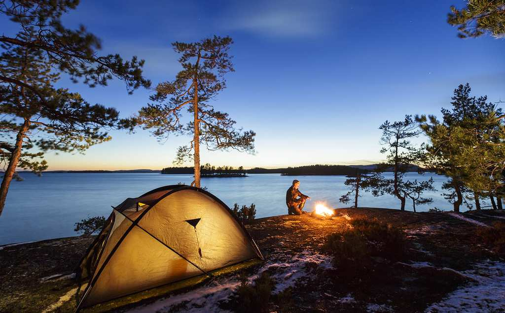 Camping In The Nature 101   WorldTravelling This weekend  take a trip on the wild side  and head into nature for a well  deserved break from the hustle and bustle of city life