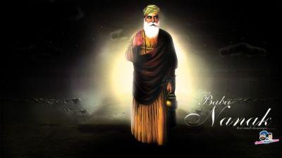 Download 25 Guru Nanak Dev Ji Wallpapers - LuckyJi.com