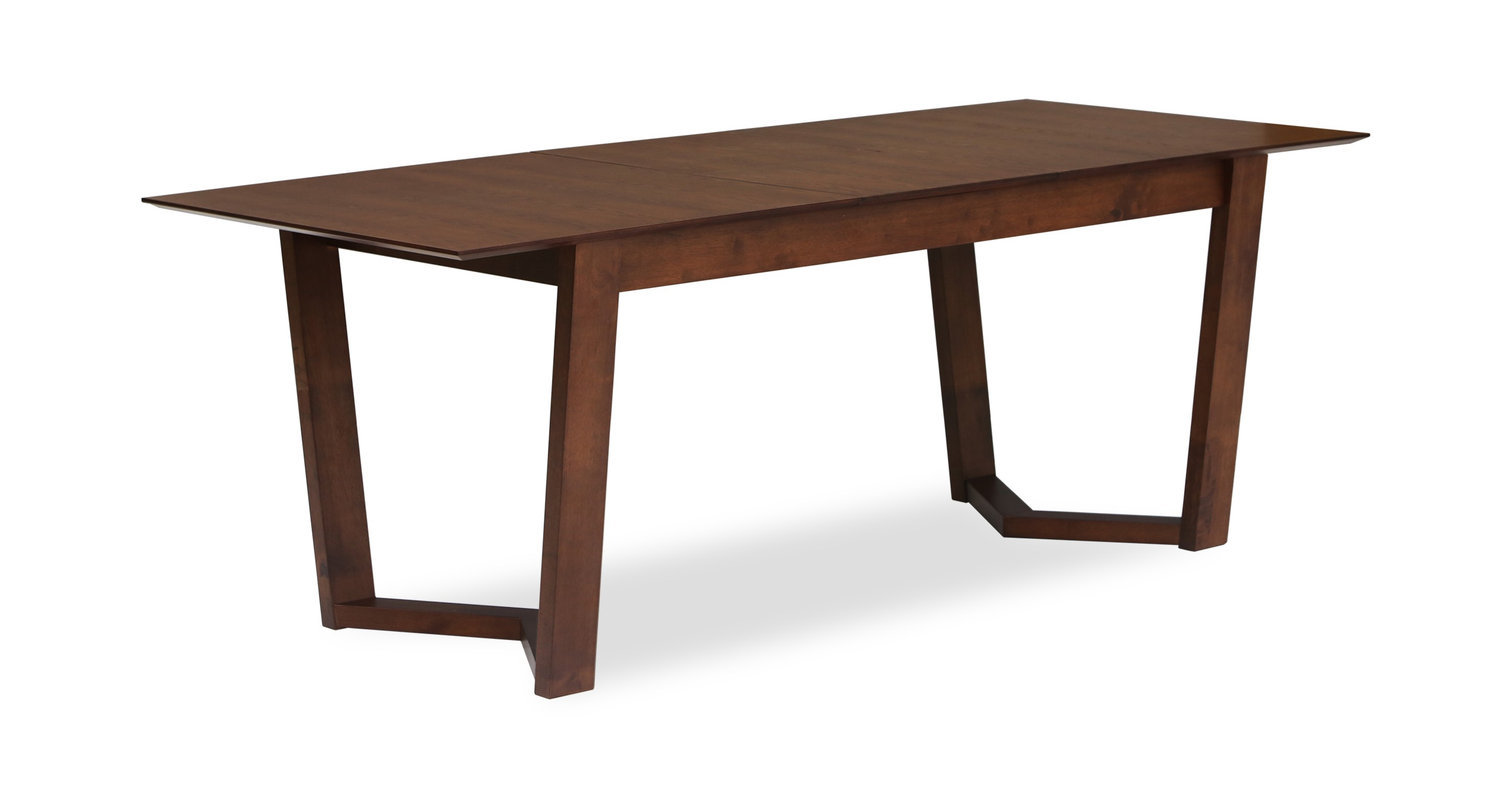 expandable dining tables expandable kitchen table Milo Baughman Expandable Dining Table