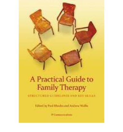 A Practical Guide to Family Therapy : Paul Rhodes : 9780980864939