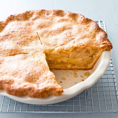 Apple Pie with Cheddar Cheese Crust   Cook's Country