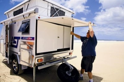 New LIFESTYLE CAMPER TRAILERS AT-10 Caravans for sale