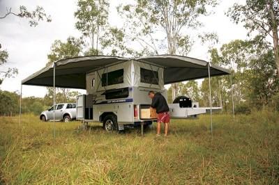 New LIFESTYLE CAMPER TRAILERS ELITE BREAKAWAY Camper ...