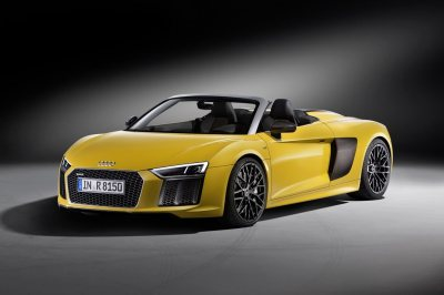 Cars of 2017: Top 5 Sports Cars