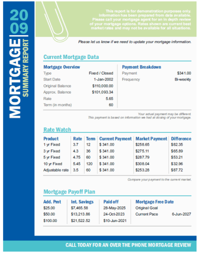 Annual Mortgage Statement Definition | Canadian Mortgage, Insurance, & Financial Glossary