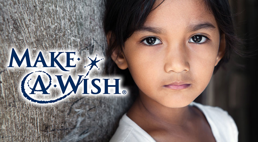 Young Boy is the First Ever to Make This Wish Through  Make A Wish         that his wish will come true through the Make A Wish foundation  Alex  is a 10 year old boy from Ohio and was introduced to the program after  finding out