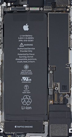 We've Got Your iPhone 8 Teardown Wallpapers | iFixit