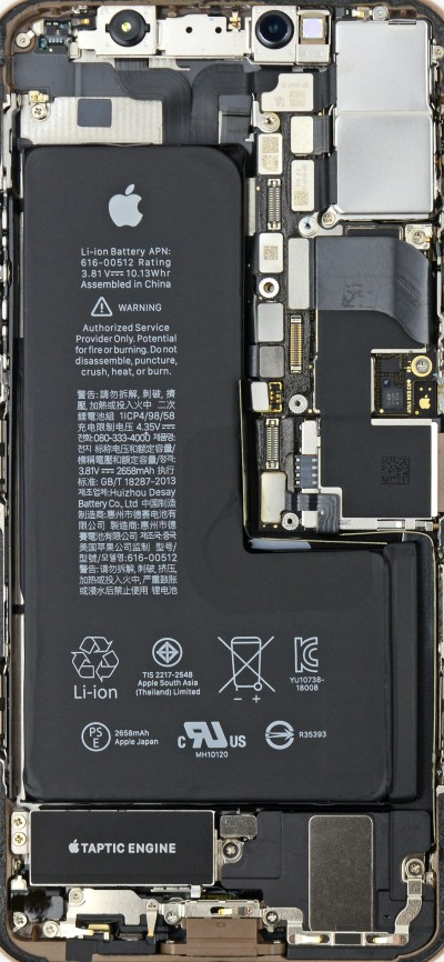 iPhone XS Teardown Wallpapers | iFixit