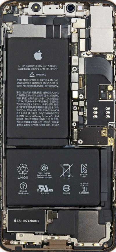 iPhone XS Teardown Wallpapers | iFixit