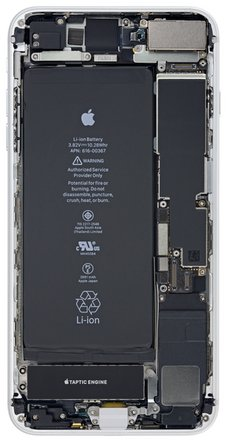 We've Got Your iPhone 8 Teardown Wallpapers | iFixit