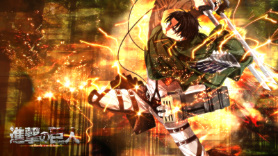 8 Fantastic Attack on Titan Wallpapers | Daily Anime Art
